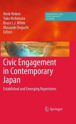Civic Engagement in Contemporary Japan: Established and Emerging Repertoires