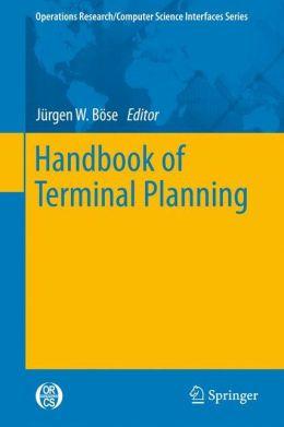 Handbook of Terminal Planning