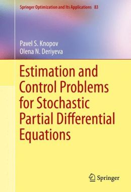 Estimation and Control Problems for Stochastic Partial Differential Equations