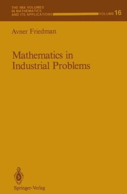 Mathematics in Industrial Problems: Part 1
