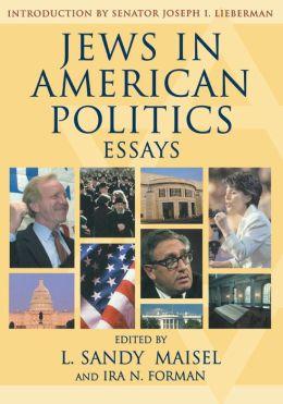 Jews in American Politics: Essays