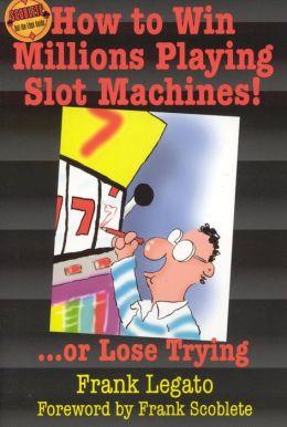 poker machines how to win
