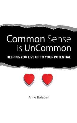 Common Sense Is Uncommon