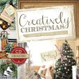 Book Cover Image. Title: Creatively Christmas:  Inspired Yuletide Decor (CD Included), Author: Jennifer Rizzo