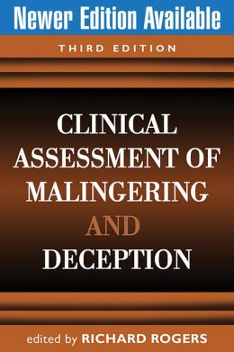 Clinical Assessment of Malingering and Deception, Third Edition