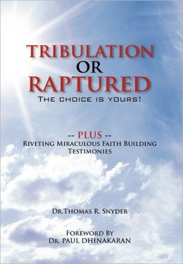 Tribulation Or Raptured