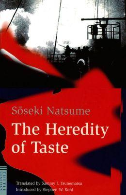 The Heredity of Taste