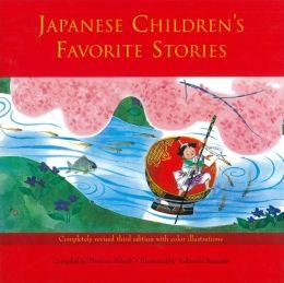 Japanese children s favorite stories book 1 by florence sakade