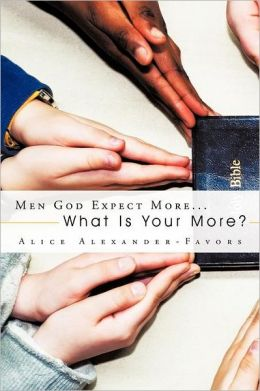 Men God Expect More...