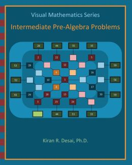 Visual Mathematics Series: Intermediate Pre-Algebra Problems