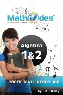 MathOdes: Etching Math in Memory: Algebra 1 And 2