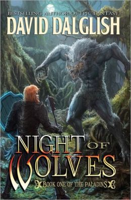 Night of Wolves (Paladins Series #1)