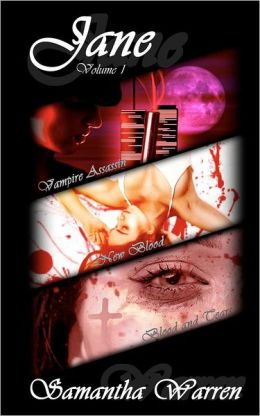 Vampire Assassin: A series of Novellas