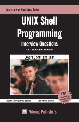 UNIX Shell Programming Interview Questions You'll Most Likely Be Asked