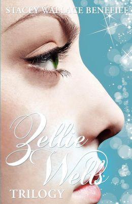 The Zellie Wells Trilogy: Glimpse, Glimmer, Glow