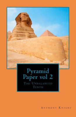 Pyramid Paper - The Unbalanced Tenth
