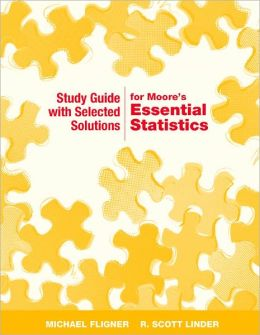 Study Guide w/ Solutions for Essential Statistics