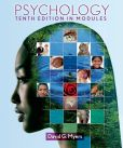 Book Cover Image. Title: Psychology:  In Modules, Author: David G. Myers