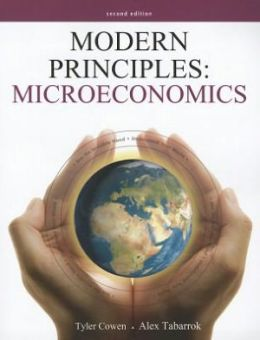 Modern Principles: Microeconomics, 2e California Edition with Econportal