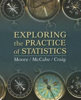 Exploring the Practice of Statistics & EESEE/CrunchIt