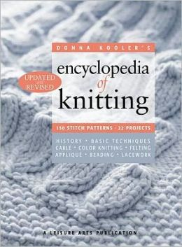 Donna Kooler's Encyclopedia of Knitting