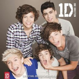 2013 One Direction (Plato) Wall Calendar