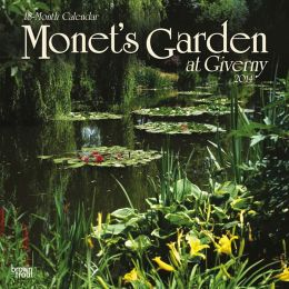 2014 Monet's Garden Square 12x12
