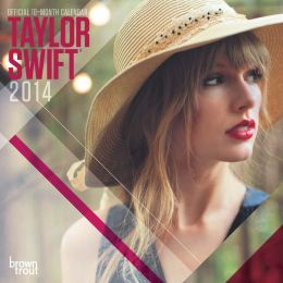 2014 Taylor Swift Mini 7x7 Calendar