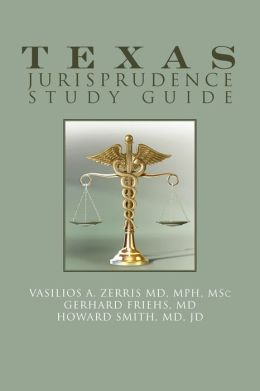 Texas Jurisprudence Study Guide