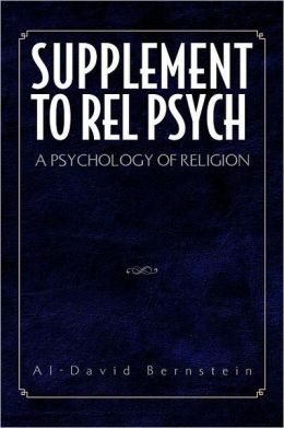 Supplement To Rel Psych
