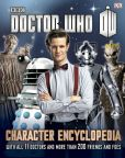Book Cover Image. Title: Doctor Who:  Character Encyclopedia, Author: Annabel Gibson