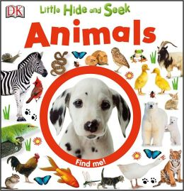 Little Hide and Seek: Animals