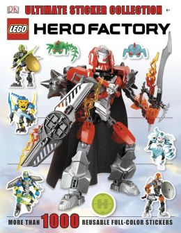 Ultimate Sticker Collection: LEGO Hero Factory