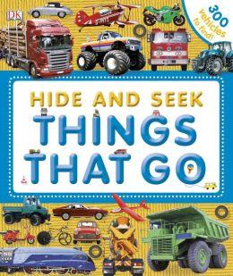 Hide and Seek: Things That Go