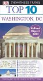 Book Cover Image. Title: Top 10 Washington DC, Author: Ron Burke