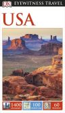 Book Cover Image. Title: DK Eyewitness Travel Guide:  USA, Author: DK Publishing