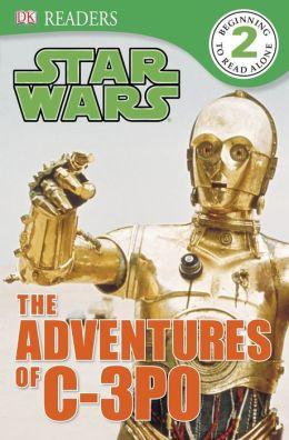 DK Readers L2: Star Wars: The Adventures of C-3PO