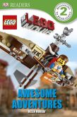 Book Cover Image. Title: DK Readers L2:  The LEGO Movie: Awesome Adventures, Author: Helen Murray