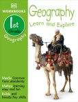 Book Cover Image. Title: DK Workbooks:  Geography, First Grade, Author: DK Publishing