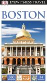 Book Cover Image. Title: DK Eyewitness Travel Guide:  Boston, Author: DK Publishing