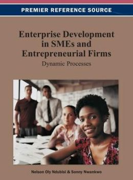 Enterprise Development in SMEs and Entrepreneurial Firms: Dynamic Processes