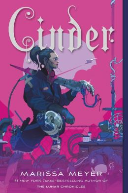 Cinder (The Lunar Chronicles Series #1)