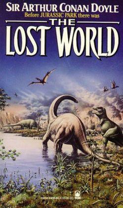 The Lost World: Doyle, Sir Arthur Conan: 9781985381131 ...