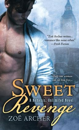 Sweet Revenge: A Nemesis Unlimited Novel