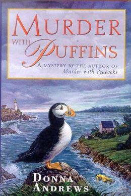 Murder with Puffins (Meg Langslow Series #2)