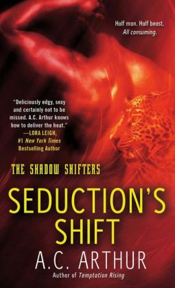 Seduction's Shift (Shadow Shifters Series #2)