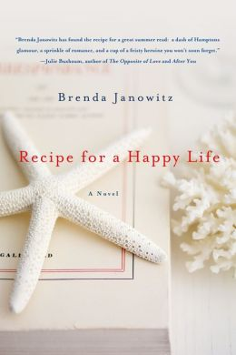 Recipe for a Happy Life: A Novel