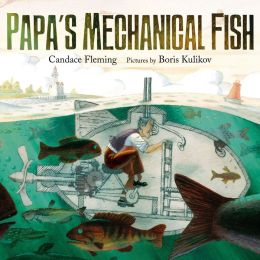 Papa's Mechanical Fish
