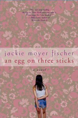 An Egg on Three Sticks