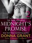 Book Cover Image. Title: Midnight's Promise:  Part 2, Author: Donna Grant